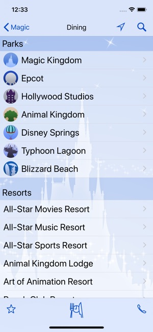 Magic guide for disney world on the app store magic guide for disney world on the app store freerunsca Gallery