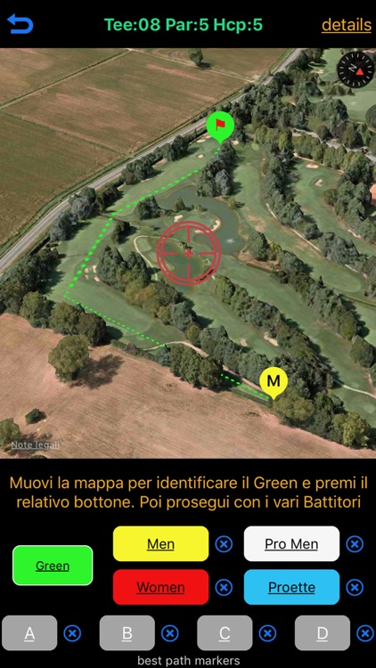 GolfOK screenshot-3