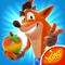 App Icon for Crash Bandicoot: On the Run! App in Nigeria IOS App Store