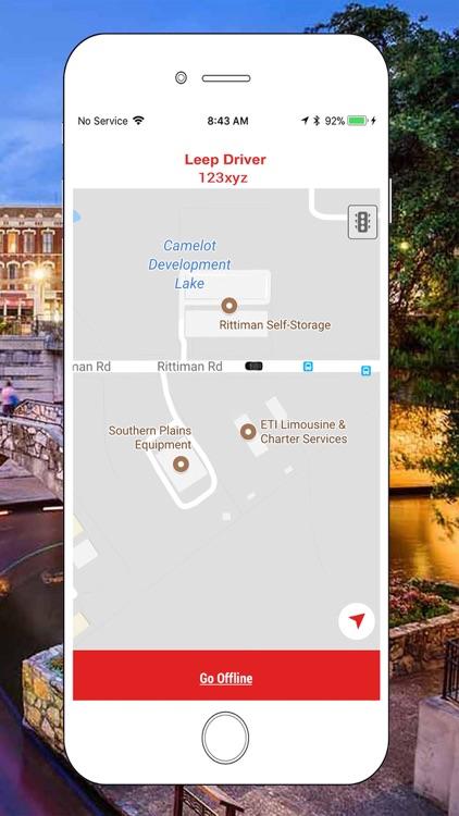 Leep - The Drivers' App