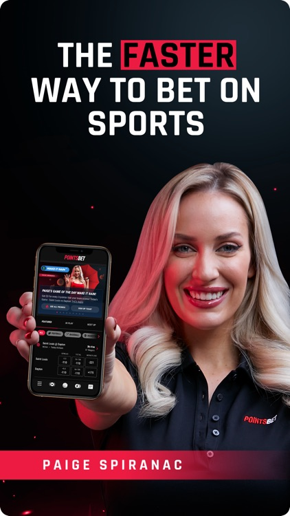 PointsBet: Sports Betting screenshot-0
