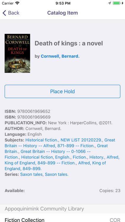 Delaware Libraries screenshot-5