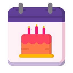 HB: birthday reminder calendar