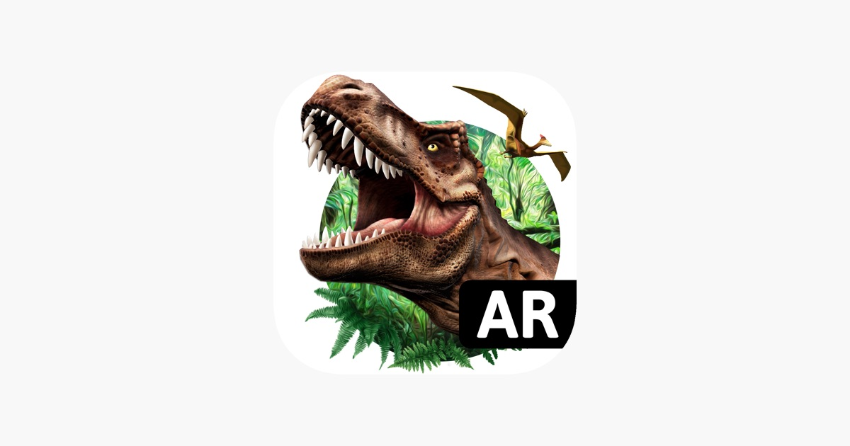 Monster park ar dino world on the app store monster park ar dino world on the app store solutioingenieria Choice Image