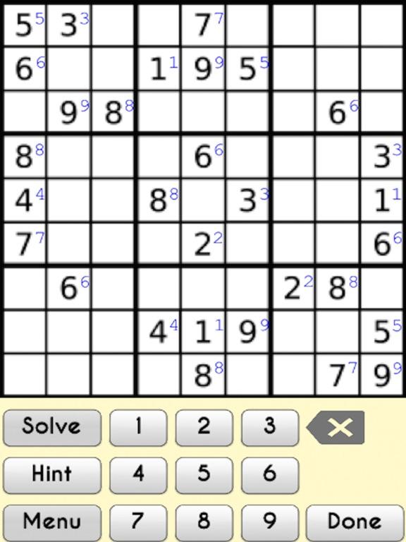 Sudoku Puzzles with OCR solver screenshot 9