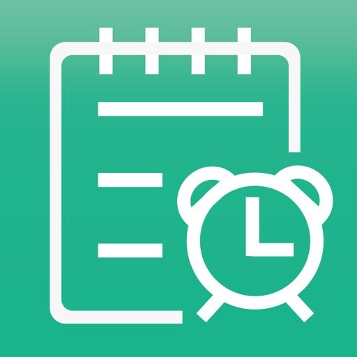 通知メモ 2 - 忘れ物防止のリマインダーアプリ