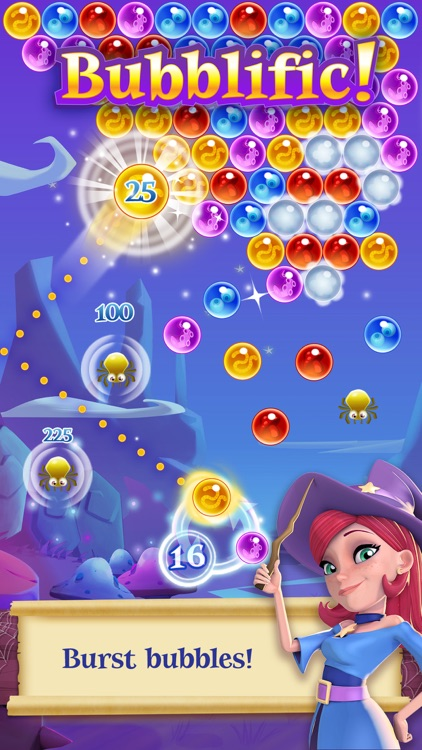 Bubble Witch 2 Saga screenshot-0