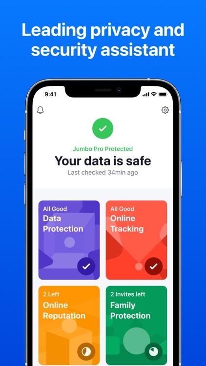Jumbo: Privacy + Security