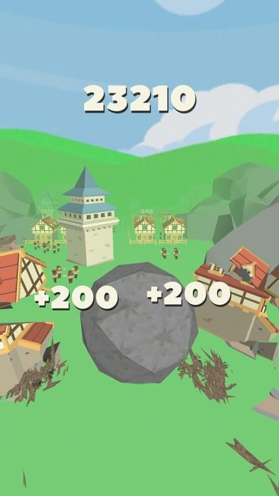 Rock of Destruction! screenshot 2