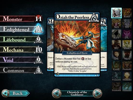 Screenshot #2 for Ascension: Deckbuilding Game