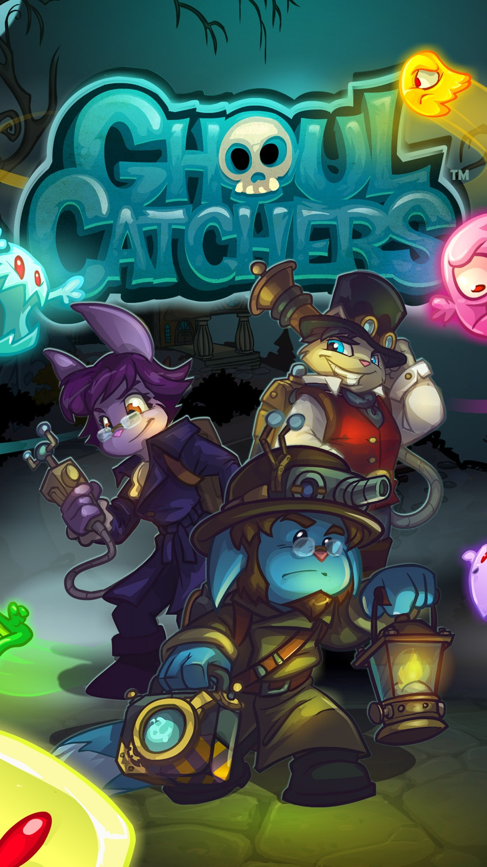 Ghoul Catchers by Neopets Cheat Codes