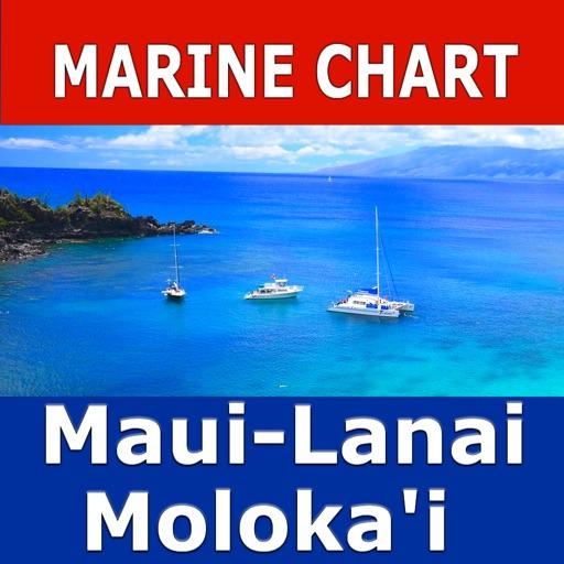 Maui – Marine GPS Map