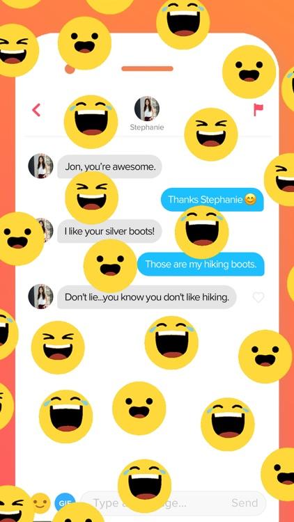 Tinder screenshot-4