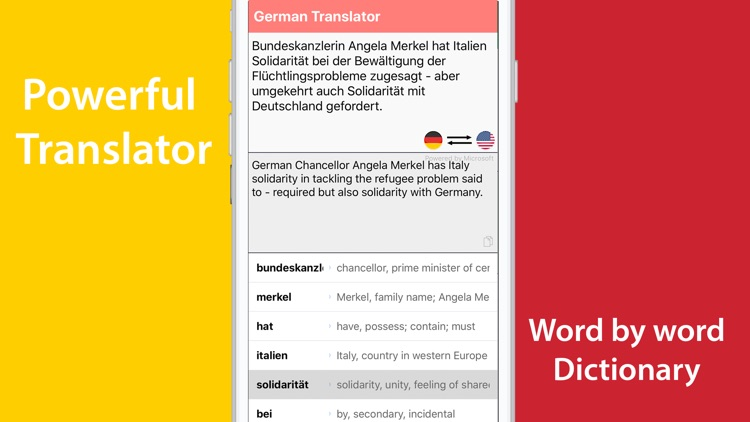 German Translator.