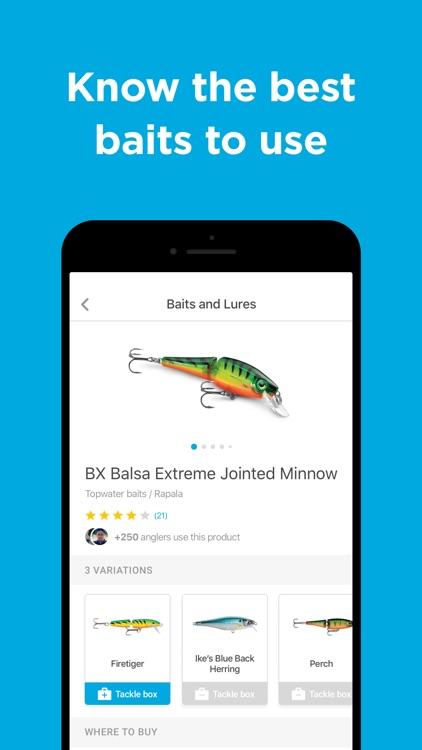 Fishbrain - Fishing App screenshot-4