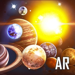Solar System Builder AR-Space