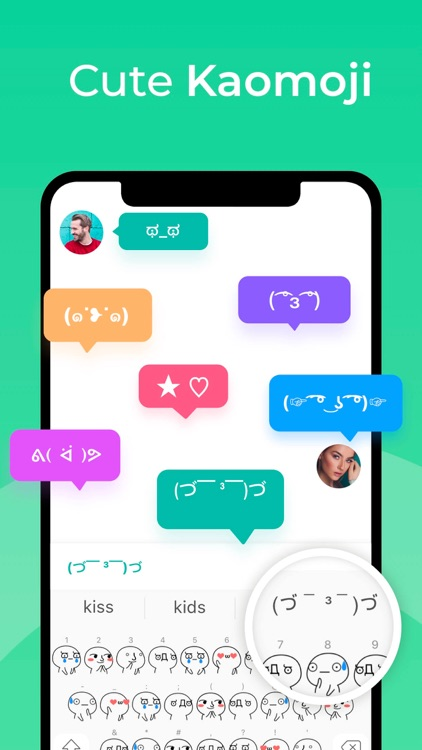 Facemoji Keyboard: Fonts&Emoji screenshot-7