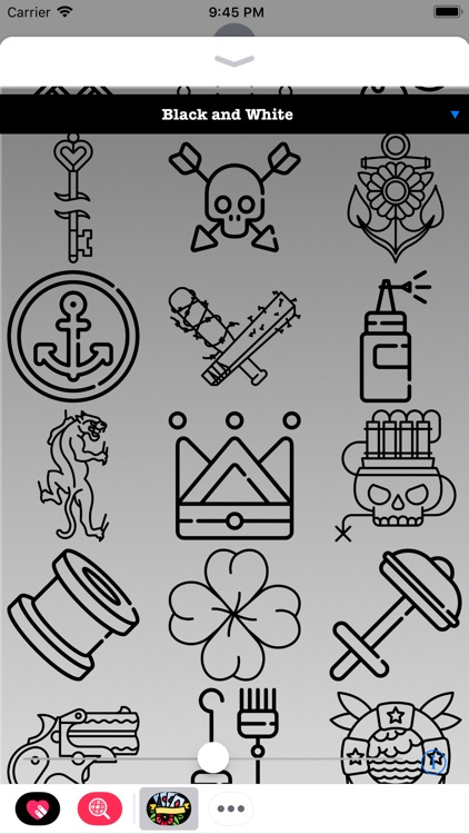 Tattoo Stickers HD screenshot-4