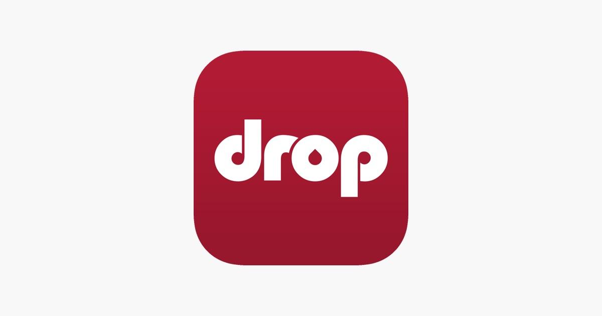 Drop Recipes im App Store