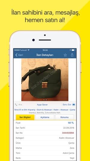 sahibinden.com mobile Screenshot