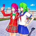 Sakura Anime School Simulator