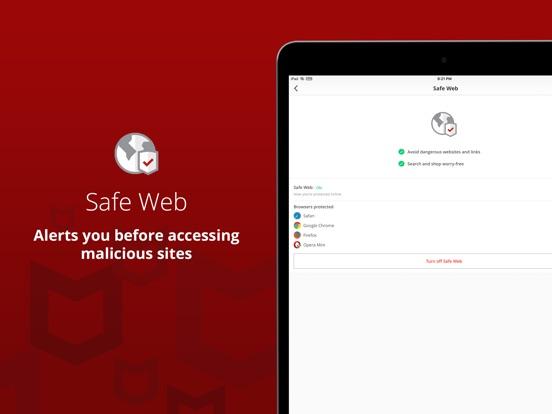 Mobile Security & Safe Wifi Screenshots