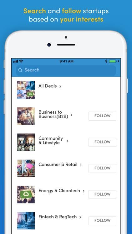 Newchip - Invest in Startups screenshot-4