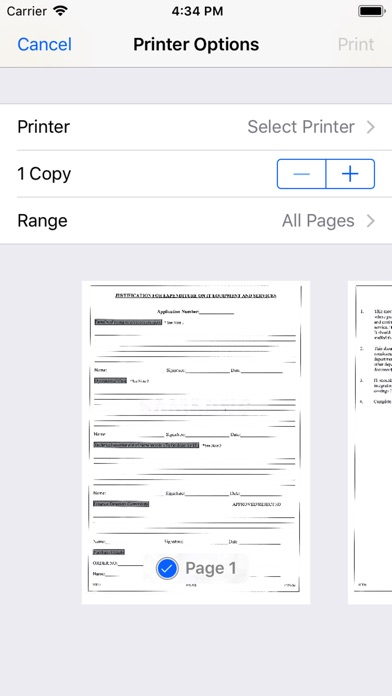 Image of Document Navigator for iPhone