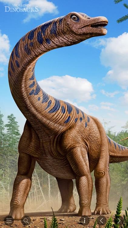 World of Dinosaurs screenshot-2