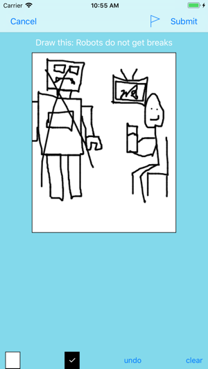 drawing game telephone Doodle Game Drawing Telephone On The App Store