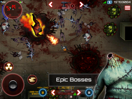 SAS: Zombie Assault 4 iPad app afbeelding 1