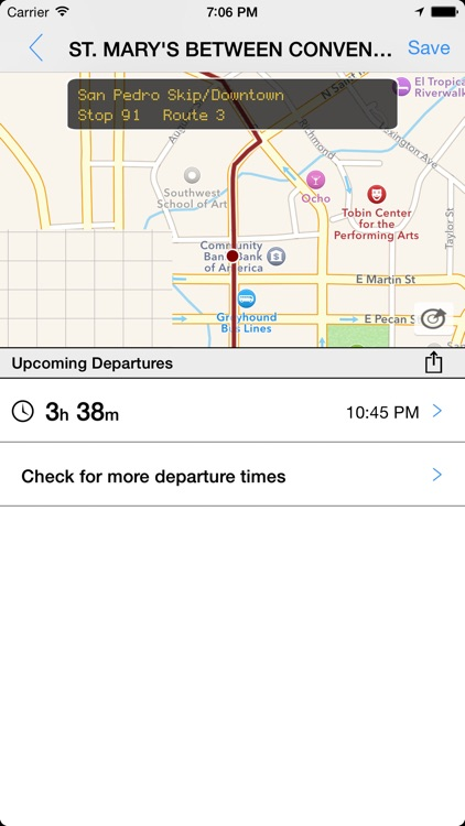 Transit Tracker - San Antonio screenshot-0