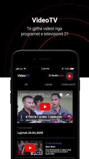 RTV21 on the App Store