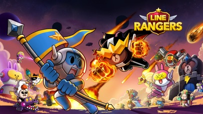 LINE Rangers free Rubies hack