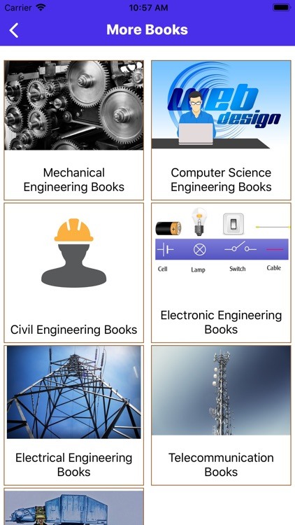 Electrical Engineering App screenshot-8