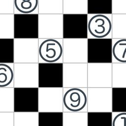 Kuromasu puzzle