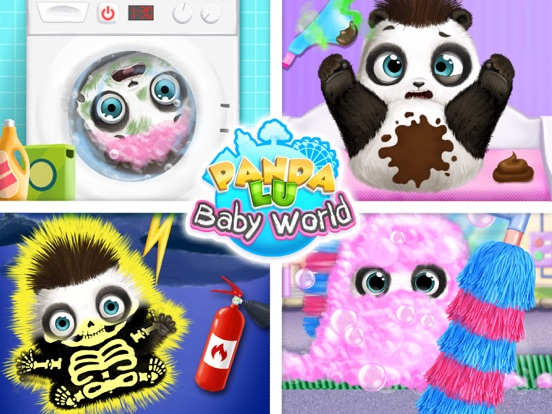 Panda Lu Baby Bear World screenshot 15