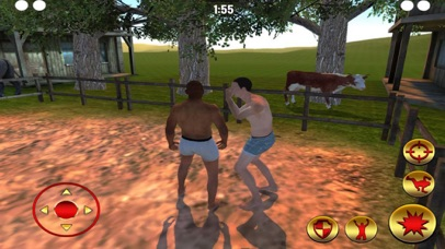Knockout Fight: World Wrestlin screenshot 3