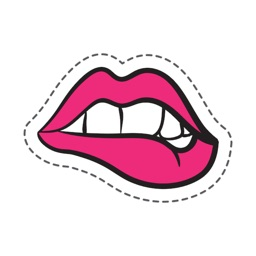 Kiss & Lips Stickers