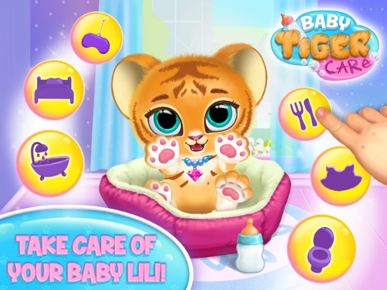 Baby Tiger Care screenshot 7