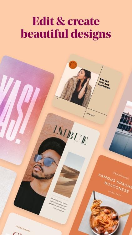 Over: Graphic Design Editor