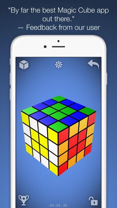 マジックキューブパズル3D