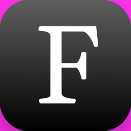 Ícone do app Fokus: Text Highlighting