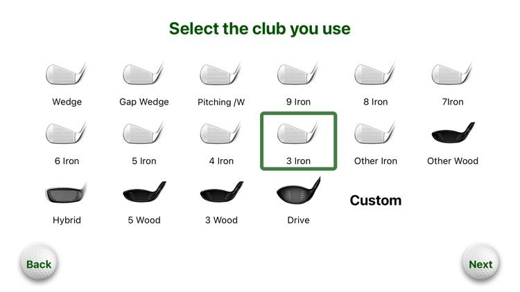 Golf Trainer screenshot-7