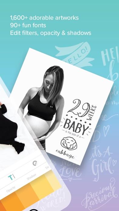 Little Nugget: Baby Milestones Screenshots