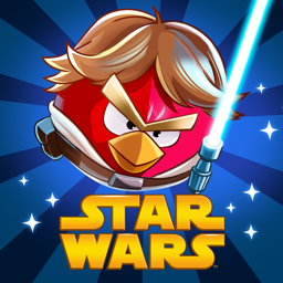 Ícone do app Angry Birds Star Wars HD