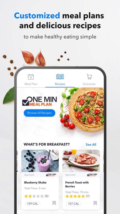 Openfit - Fitness & Nutrition screenshot-5