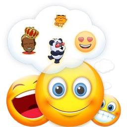 Hi Emoji:Fun