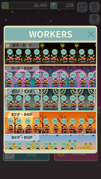 Infinity Dungeon! VIP Скриншоты6