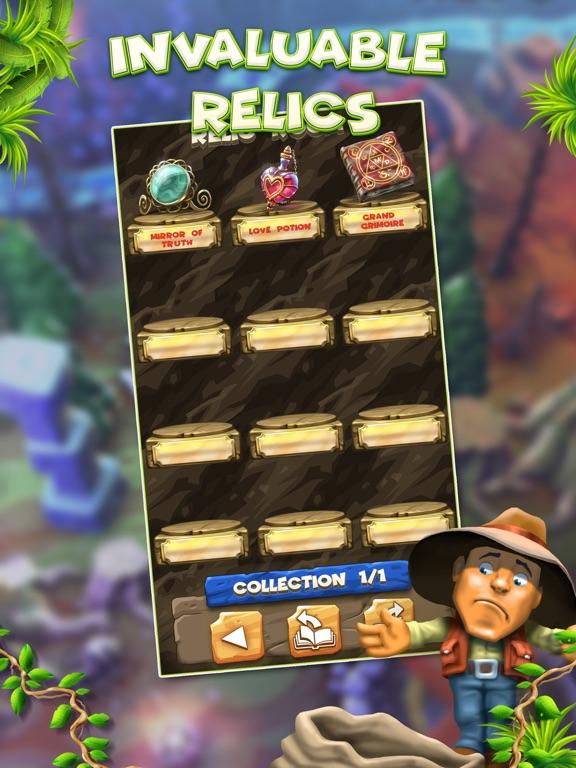 Relic Looter Screenshots